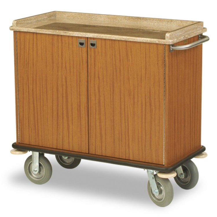 Forbes Room Service Cart