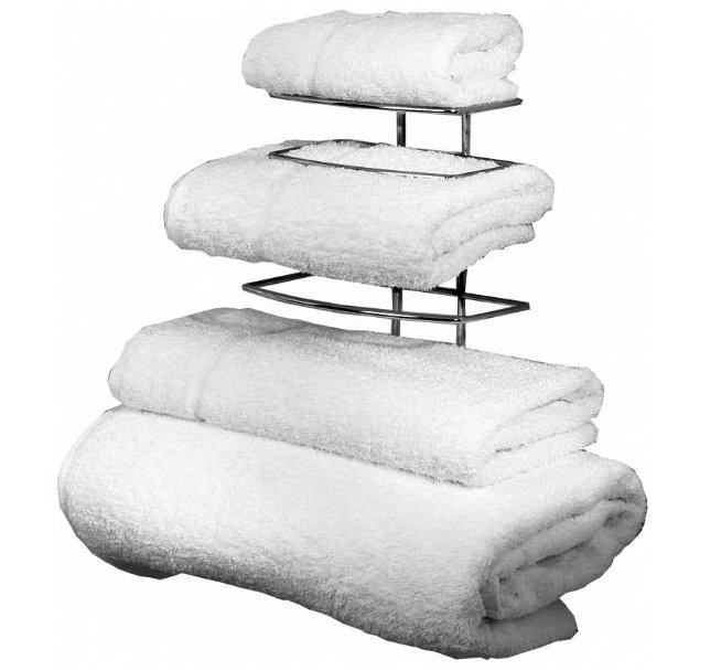 Space Saving Towel Tree