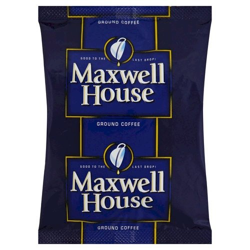 Maxwell House Regular 10-Cup Coffee, 1.5 Oz.