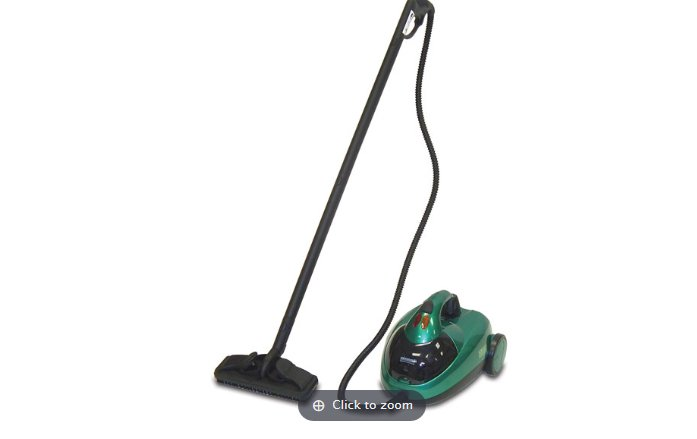 HERCULES VAPOR SCRUB STEAM CLEANER