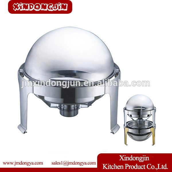 721KD Stainless Steel Economy Buffetware Chafer,stainless steel small capacity chafer,Hotel Chafer Buffet Food Warme