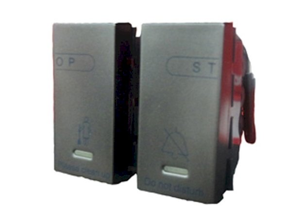 Legrand Arteor 573661 Mg Bell Push DND & MMR