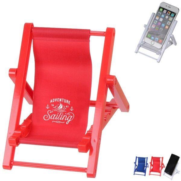 Beach Chair Cell Phone Holder