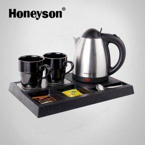 I-H0881S hotel electric kettle tray set