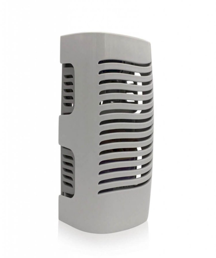 The Aroma One Restroom Fan Air Freshener Dispenser