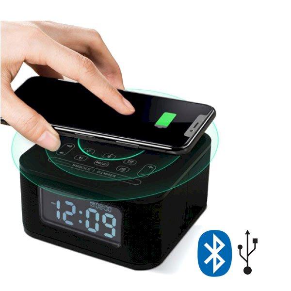 Harmony S1QI Hotel Alarm Clock Radio