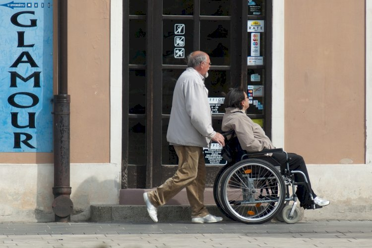 People with disabilities excluded from sharing economy