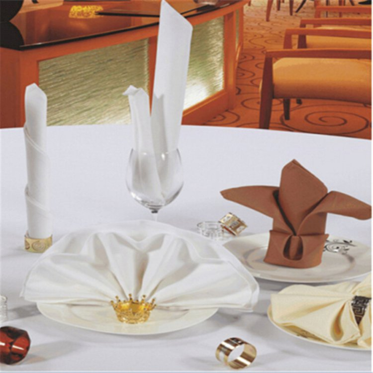 Napkins for hotels by china vendor