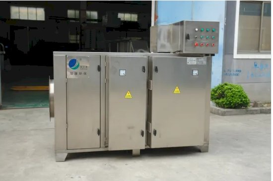 High-Efficient Primary Waste Gas Disposal Product for Hotel