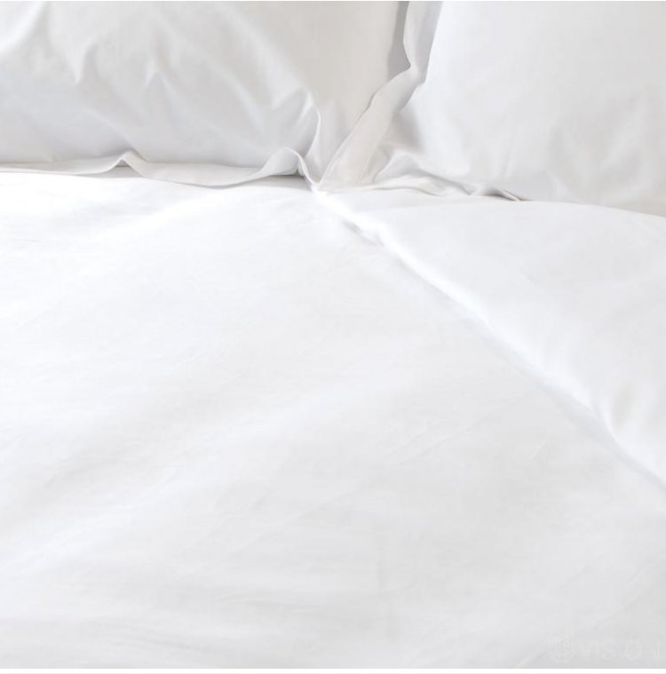 Arona Plain Sateen Pillowcase
