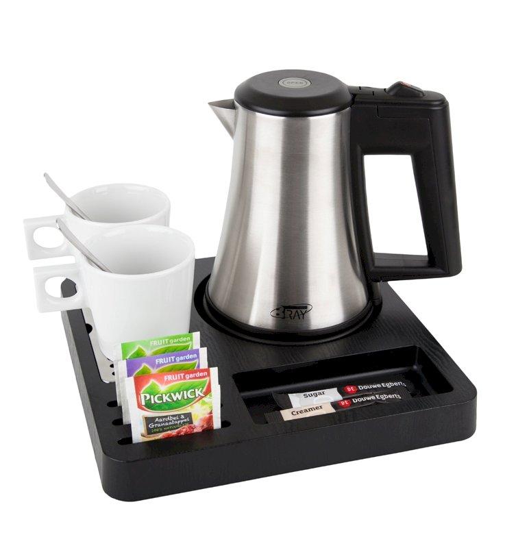 Tea and coffee tray B~TRAY SQUARE