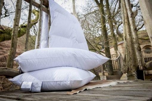 Supreme Down: 75% Goose Down Pillow