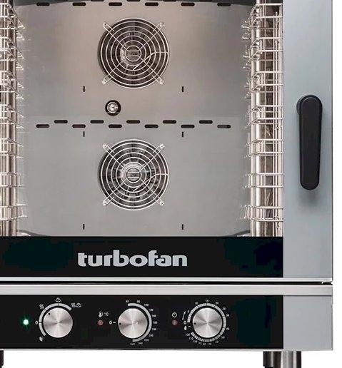 Turbofan EC40M7 Electric Combi Oven