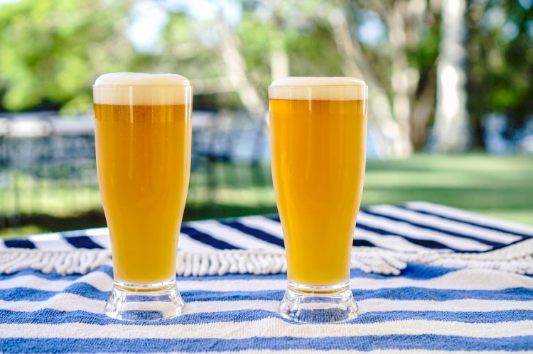 Polycarbonate Glasses Beer Clear 350ml D70 H165 Each