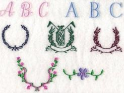 Monogramming Your Robes, Towels, Bed, Bath and Table Linens