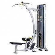 Lateral Mid-Row Strength Station Platinum Sparkle with Charcoal Accents 75 D\