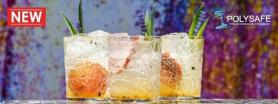 POLYSAFE PREMIUM UNBREAKABLE DRINKWARE