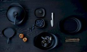 Is Black Tableware A Trend For Summer?