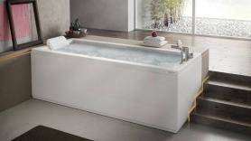 Energy whirlpool bath: relaxation for everyone