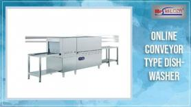 Smart ways of maintaining the conveyor type dishwasher.