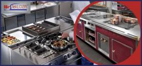 Commercial Kitchen Appliances Need to be Solid & Sturdy for a Smooth Run