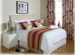 Bedspreads, runners and cushions