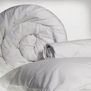 Essentials Spectrum Bedding Set White