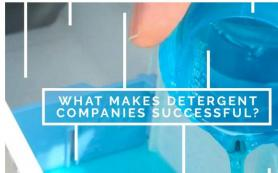What Makes Detergent Companies Successful