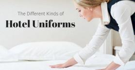 The Different Kinds of Hotel Uniforms You Need
