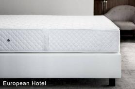 Hemstitch Bed & Bedding Set
