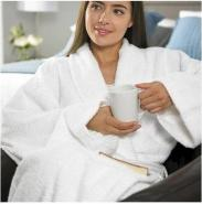 Eco Terry Bath Robes and Spare Belts