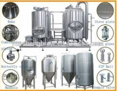 electric hotel cooling beer brewing brewery equipment for beer