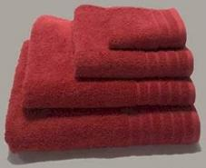 Luxuriously Fluffy Hotel Towels