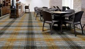 Wilton Carpets launches a fast and fresh take on tartan