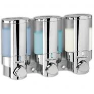 AVIVA Soap Dispenser - 3 Chambers