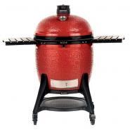 Kamado Joe Ceramic Grill Big Joe III 148.3(W) x 90.9(D) x 136.4cm(H) Red