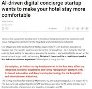 AI-driven digital concierge startup wants to make your hotel stay more comfortable
