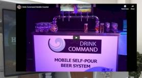 The Mobile Self Pour Beer Counter