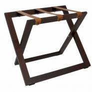 Folding luggage racks for hotels - Solid wood