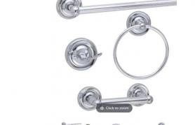 MAXWELL BATHROOM HARDWARE COLLECTION