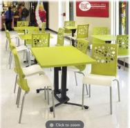GROSFILLEX TEMPO STACKING CHAIR