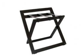 Luggage Rack with back-stand