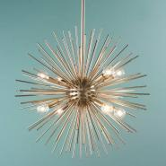 Galaxy Star Modern Chandelier - 8 Light