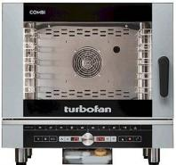 Turbofan Electric Combi Oven 5 Tray 1/1 GN - Digital Control EC40D5