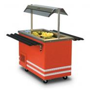 Victor Jamaican Calypso Island Salad Bar 1210mm (W) Various Options Available