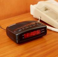 Conair WCR02 Clock Radio with Single Day Alarm