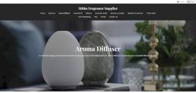 Sthlm Fragrance Supplier Aroma Diffuser