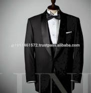 Breathable elegant hotel tuxedo uniforms for concierges