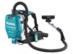 Vacuum Cleaning Machines Makita Cordless Backpack Vacuum