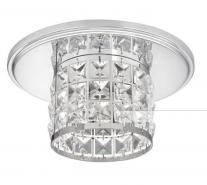 Recesso Light Cover - Chrome